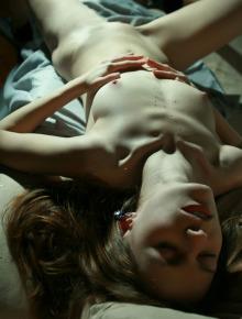 Amazing nude Alina