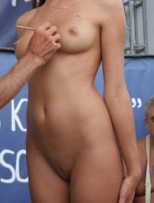 Erotic festilal in Nudist Camp