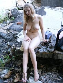 REAL beautiful natural girl