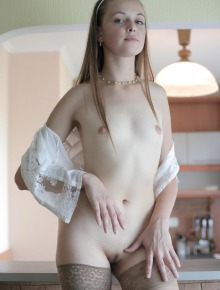 Russian virgin model