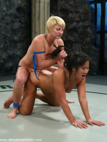 Sexual wrestling at its best