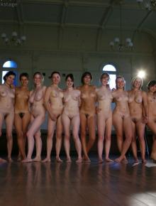 Yoga Girls from AbbyWinters